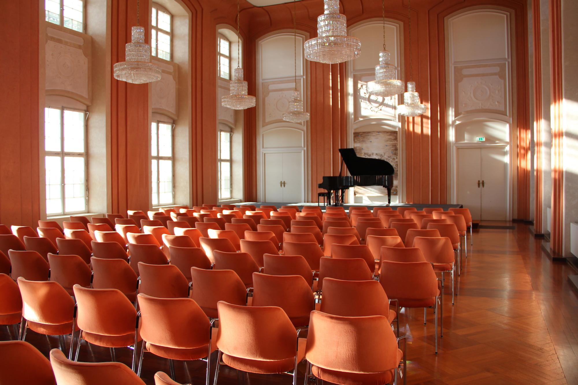 Neues Schloss Tettnang | Rittersaal