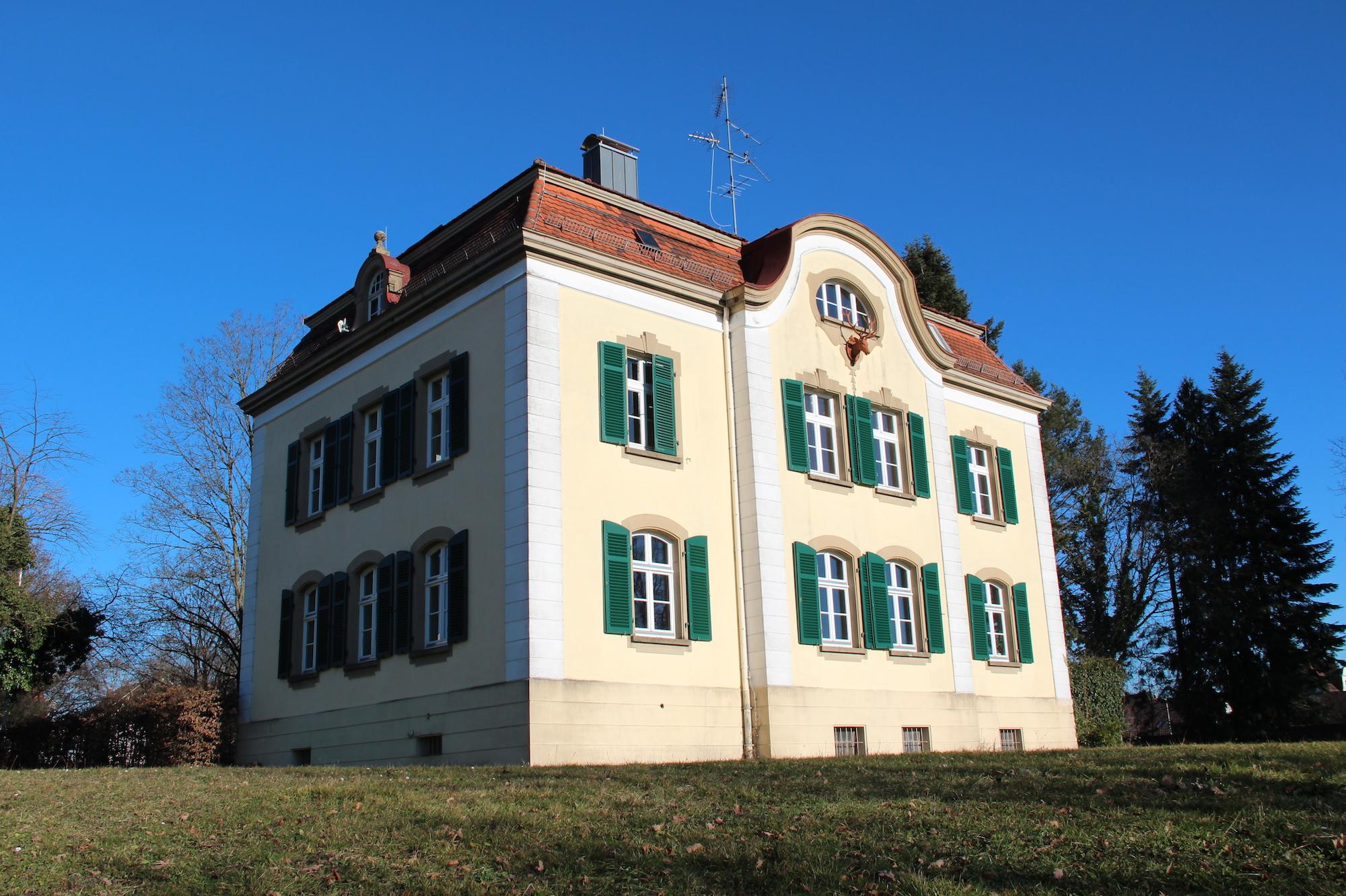 Städtische Galerie im Schlosspark