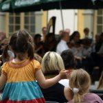 Lebendiges Barockschloss: Familienkonzert