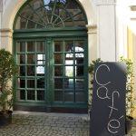Lebendiges Barockschloss: Café im Schloss