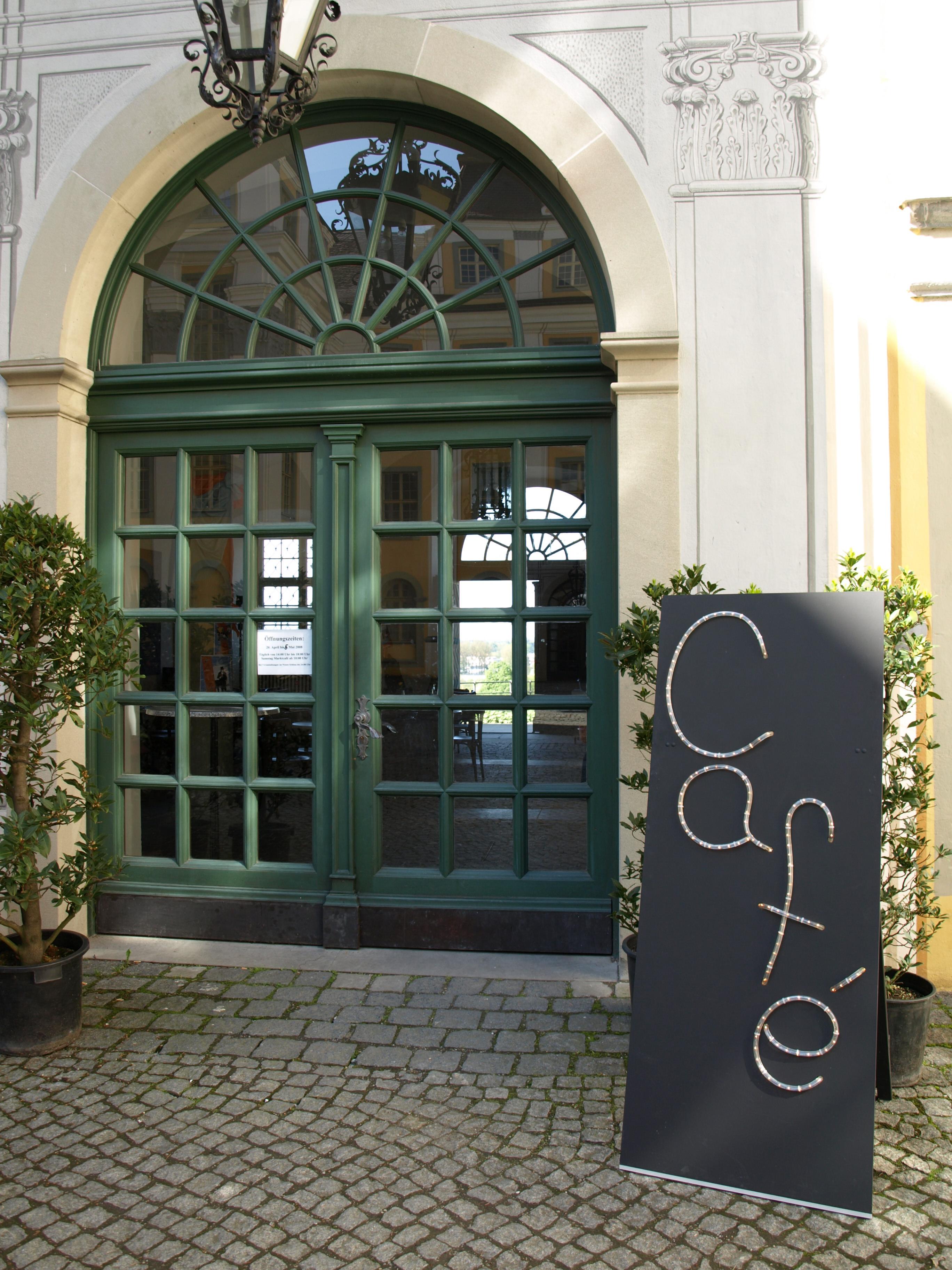 Café im Schloss