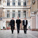 Internationale Schlosskonzerte: David Orlowsky Trio