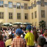 Lebendiges Barockschloss: Moderiertes Familienkonzert