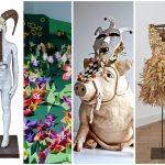 4 Künstler | 2 Häuser | 1 Ausstellung