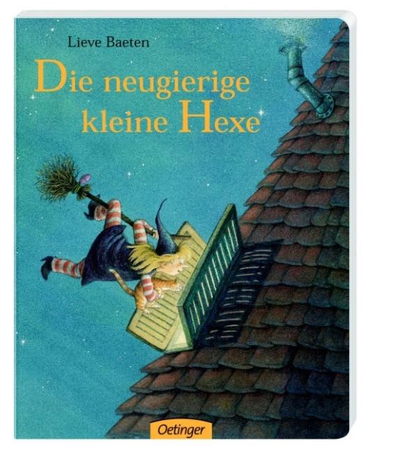 Lieve Baeten_Die Kleine Hexe