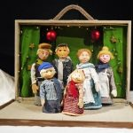 Kindertheater: Michel feiert Weihnachten