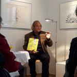 Blaue Stunde – Literatur in der Galerie